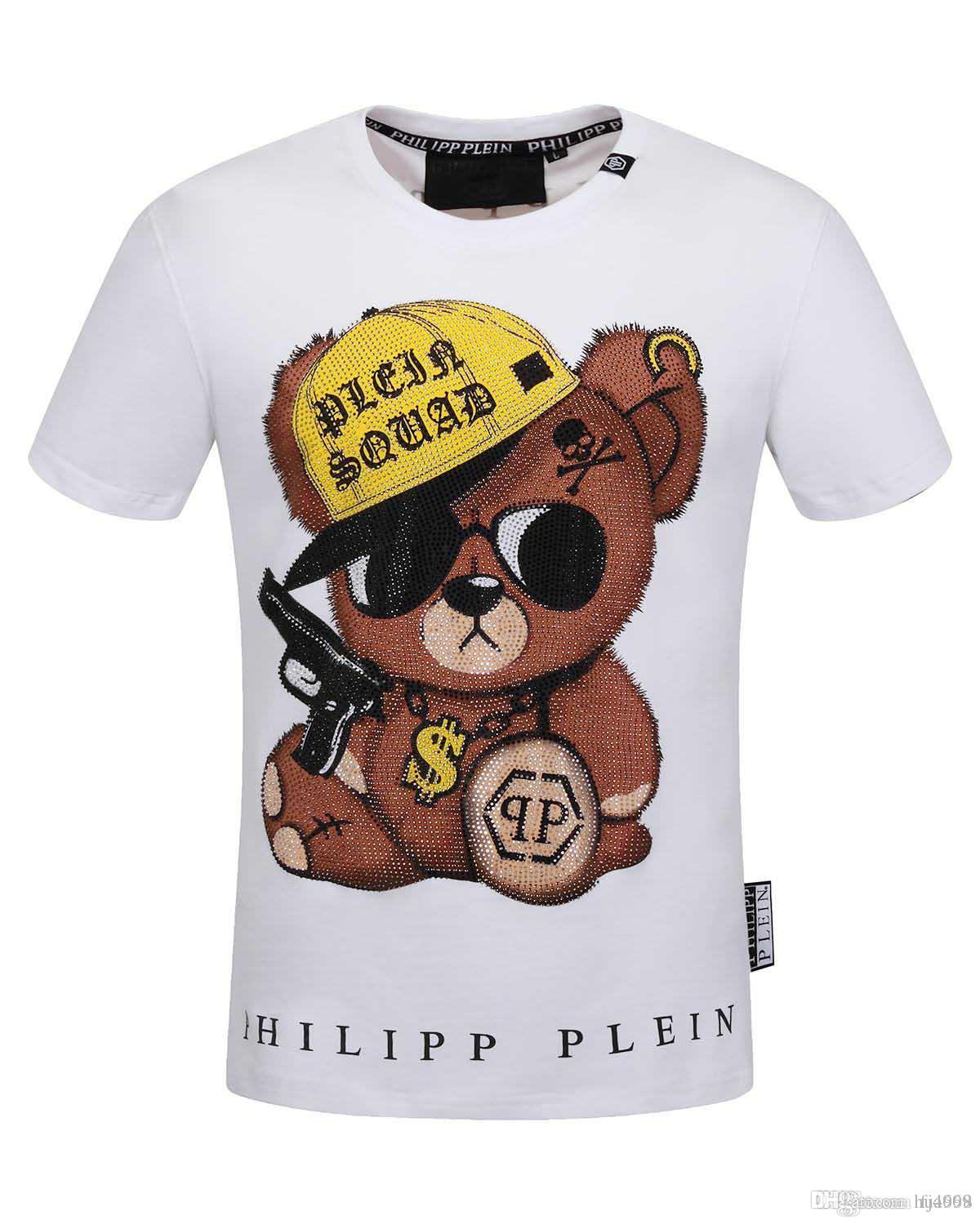 4b7bdc03 Italy New Products Male T-shirt Brand Designer Spring Summer Short ...