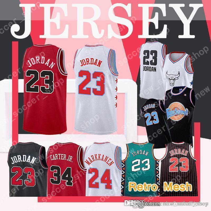 0fba2933dcd5 2019 2019 Chicago Men S Jersey Bulls 23 MJ Home Wendell 34 Carter Jr ...