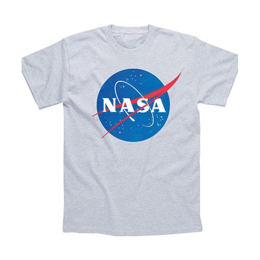 244941975a4 Official NASA Logo Space T Shirt Funny Unisex Casual T Shirt Online Buy Cool  Tees Online From Clothing dealss