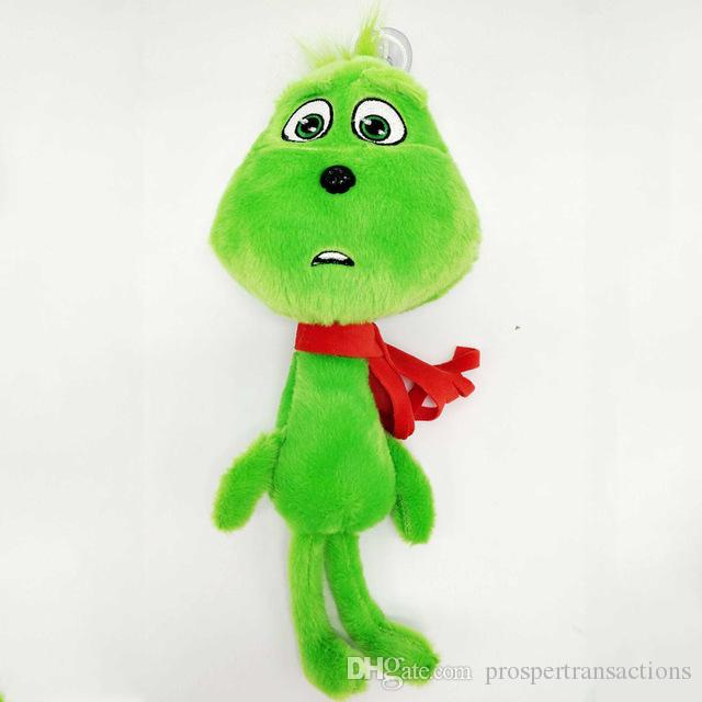 da3cd22a8c8 2019 Grinch Plush Toys 30cm How The Grinch Stole Christmas Grinch Plush  Doll Toy Soft Stuffed Toys For Children Kids Gifts From  Prospertransactions