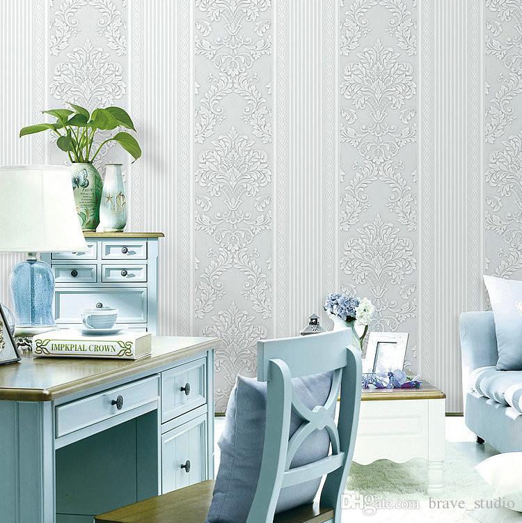 Cheap moderno 3d carta da parati decorazione della casa 4d camera da letto  carta da parati non tessuto carta da parati papel de parede 3d carta da ...