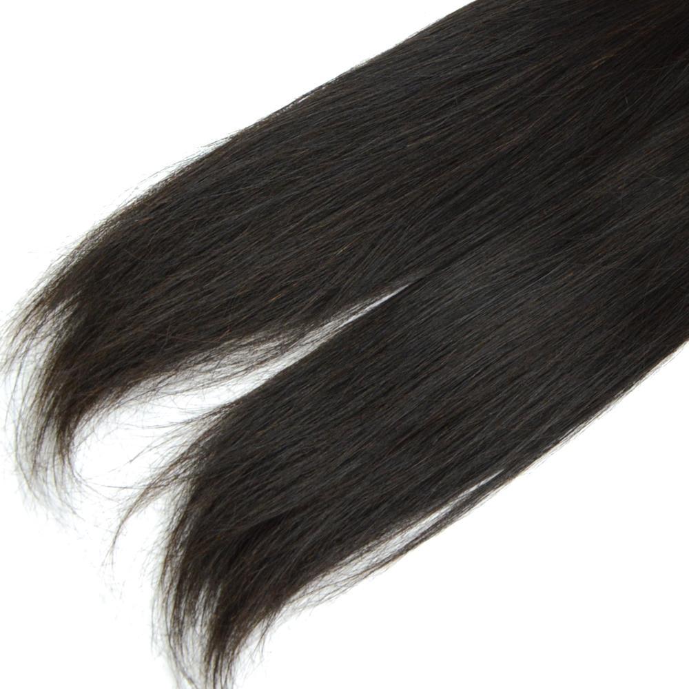 페루 처녀 레미 헤어 씨실 직조 부드러운 스트레이트 믹스 길이 3 개 많은 10 인치 28 인치 재고 좋은 저렴한 인간의 머리 번들 살롱 아름다움