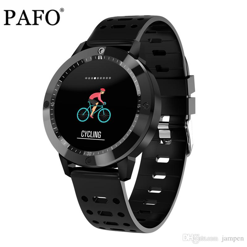 Sweet-Tempered 2019 Sport Watch Smart Ip67 Waterproof Fitness Bluetooth Connection Android Ios System Heart Rate Monitor Pedometer Watch Women Digital Watches Men's Watches