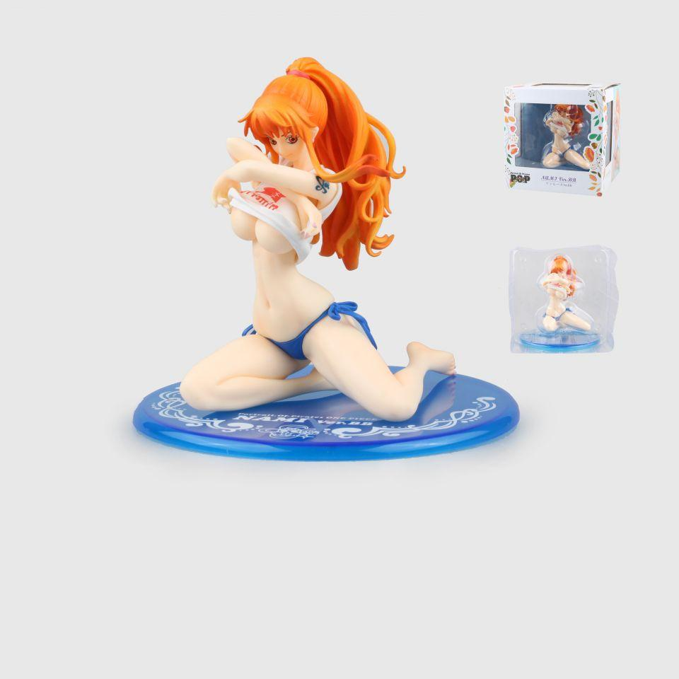 2020 One Piece Nami Bikini Ver. BB POP Sexy Naked Big