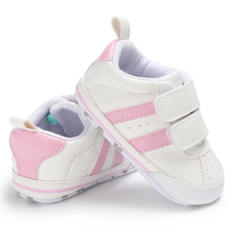 Großhandel Neugeborene Schuhe Säuglingskleinkind Weiche Sohle Haken