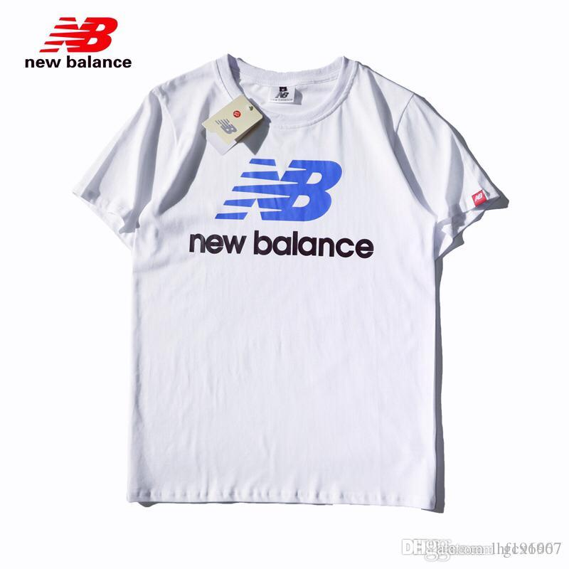 56a1e25def28a H812 New BaIance Classic Cotton Solid Color Letter Print Fashion  Temperament Breathable Size M XXL Free Delivery Humor T Shirt Funny Ts From  Lhf196607, ...