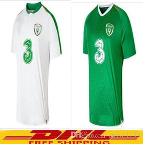 DHL free shipping 2019 2020 Ireland La Liga soccer jersey Thailand quality size can be mixed batch size S-XXL