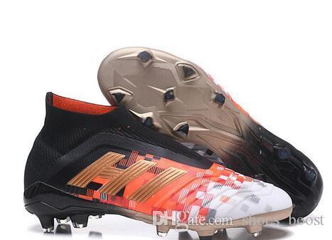 ebba8149e5b 2018 soccer cleats Mercurial Superfly 360 predator 18+x Pogba FG  accelerator DB shoes High Cristiano Ronaldo Mens Crampons de Football Boots