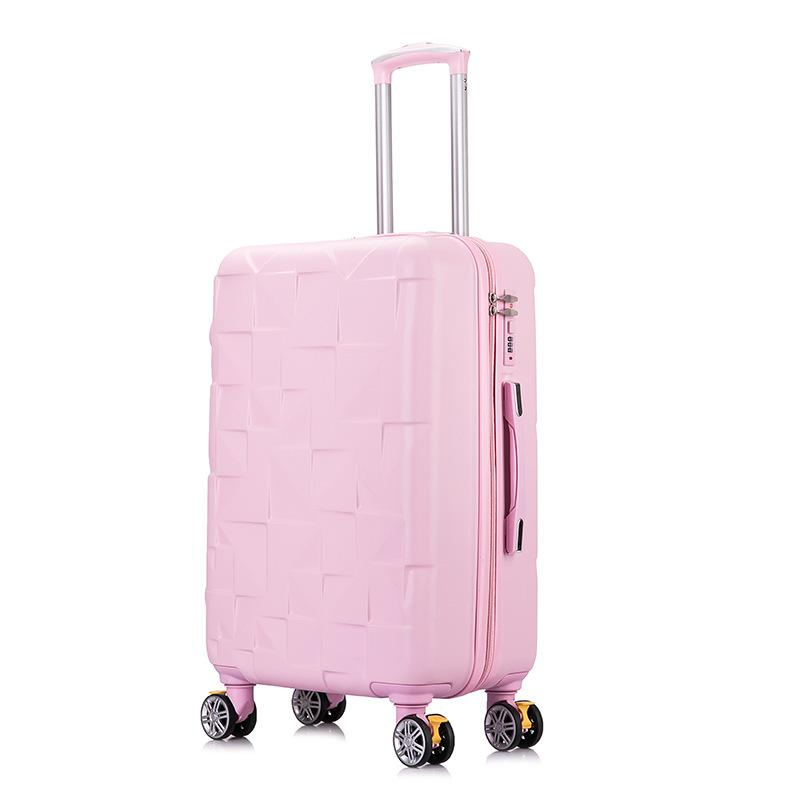 a860c0d48943 New trolley case,Universal wheel Korean fashion 20 inch boarding  luggage,Student travel case,Men and women suitcase,Best gift