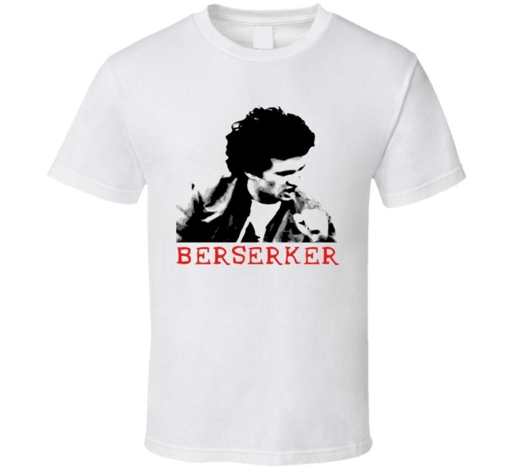 7fc16d7bd Berserker Clerks Funny Movie T Shirt White Men Women Unisex Fashion Tshirt  Funny Top T Shirt Sites Cool T Shirts For Boys Online From  Customtshirt201805, ...