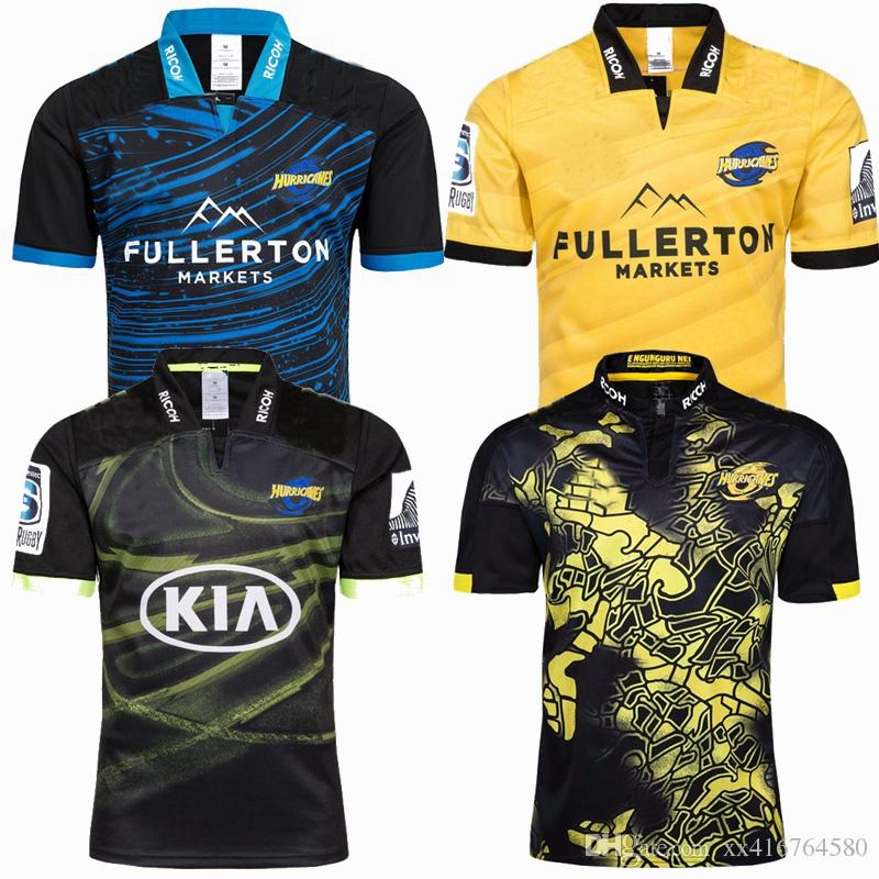 d3bb8dae2 2019 NEW 2018 2019 2020 Hurricanes BIL Tour RUGBY Jersey 18 19 20 Top  Thailand Quality Rugby Wellington Home And Away Shirts S 3XL From  Xx416764580