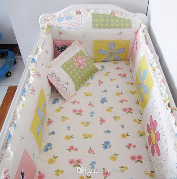 74a179cf719 Promotion! Crib Baby Bedding Sets Bed Linen 100% Cotton