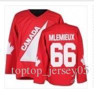 Compre 2018 Can Team Canada Jerseys   66 Mario Lemieux Jerseys Men ... 5b793152e