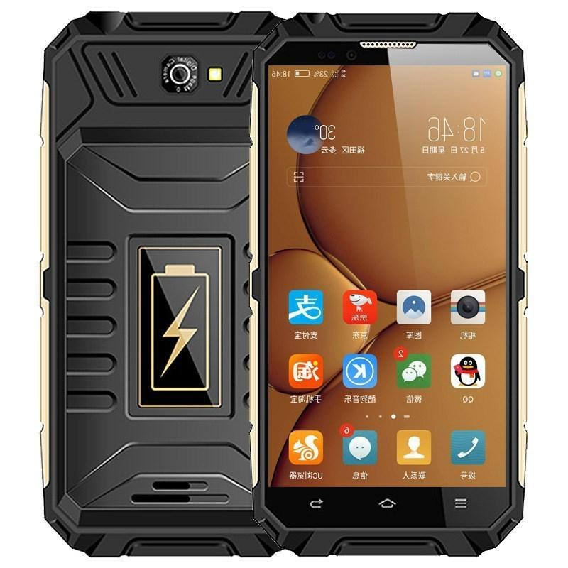 S9 5.0 Inch Toughened Screen Eight Kernel 4g Full Cnc 3 + 32g With Double Cassette Three Defence Intelligence Mobile Phone