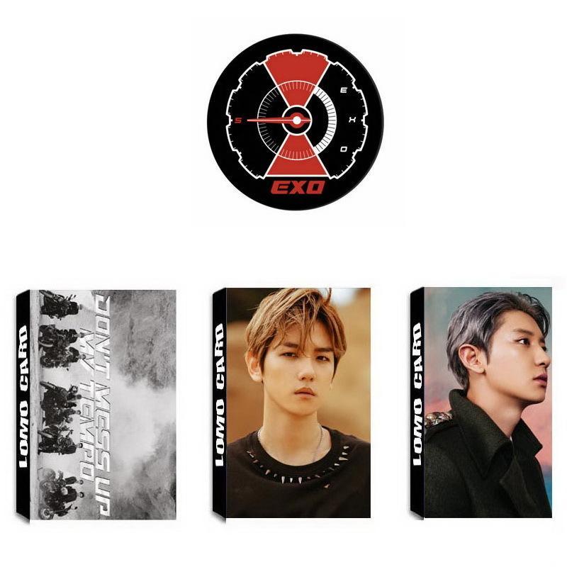 2019 New Kpop Exo 5th Album Dont Mess Up My Tempo Baekhyun Chanyeol