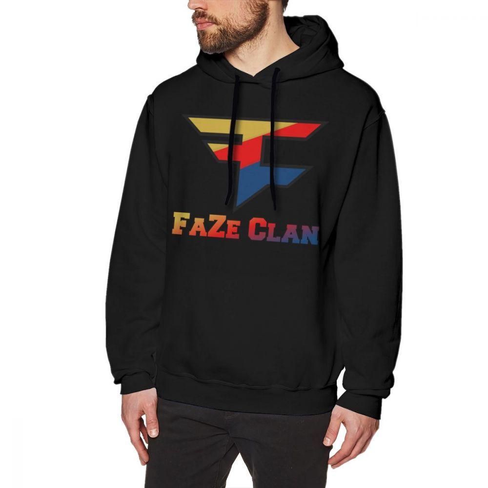 fa54dc1a7 2019 Faze Clan Hoodie FaZe Clan Hoodies Men Cotton Pullover Hoodie Popular  Red Loose Long Length XXXL Autumn Hoodies From Liuyangfuzhuang, $37.0    DHgate.