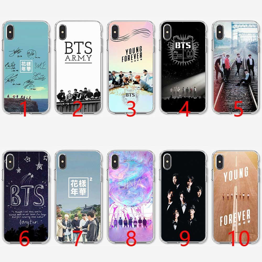 bts phone case iphone 8