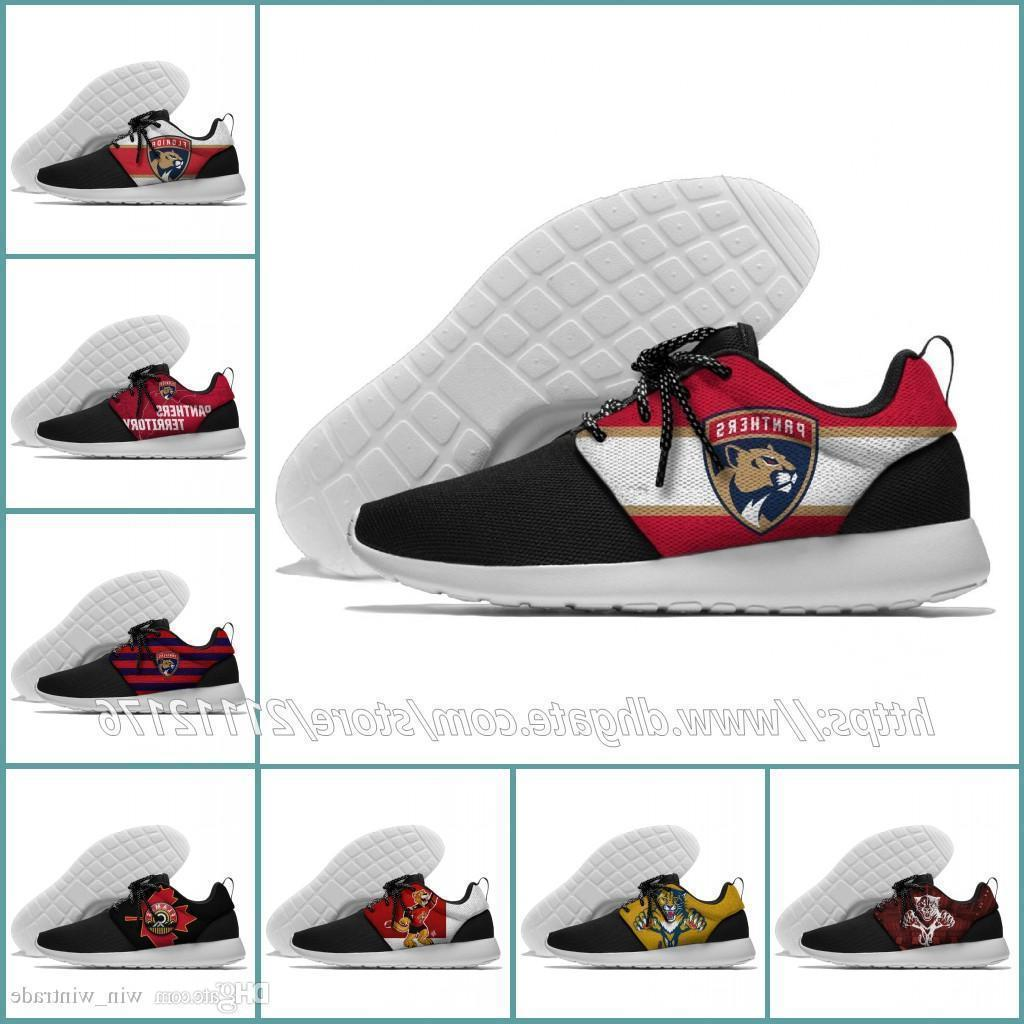 36-45 Mens Womens Florida Panthers Designer Lundon Olympic Mesh Lightweight Trainer Nationals Sports Running Shoes Outdoor Sneakers