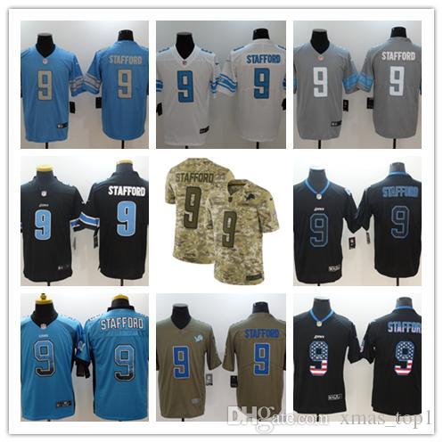 finest selection 96f2e 4bc00 france matthew stafford jersey mens a47d6 4e86b