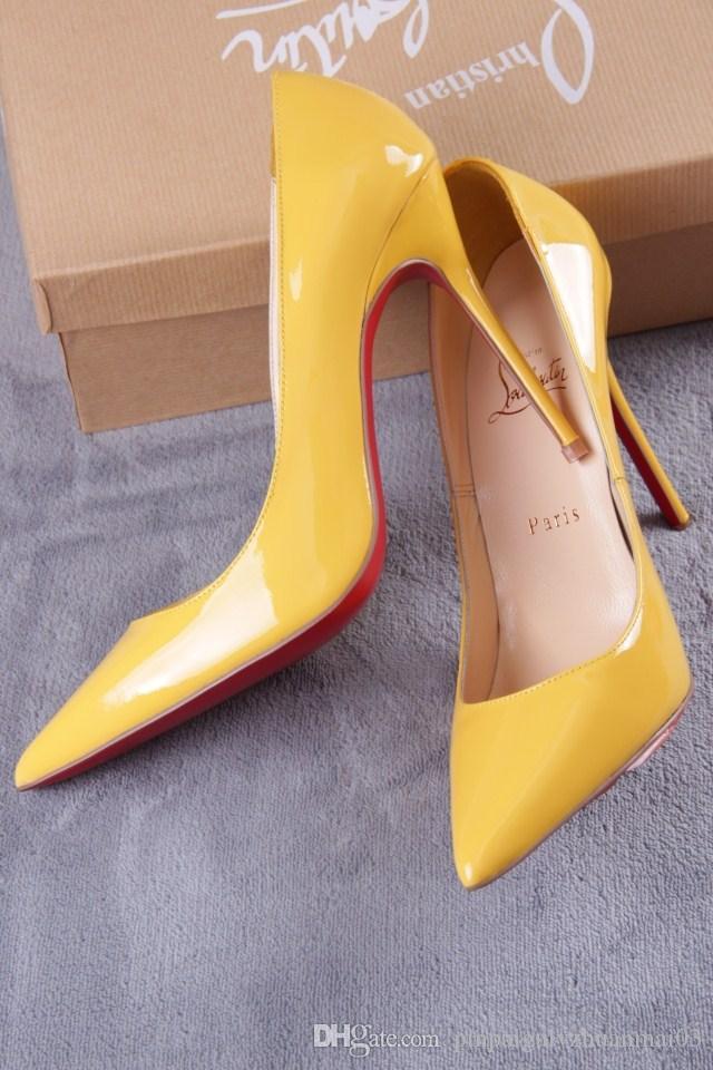 Q1 Christian Louboutin Cl Luxury Style High Heel Sandals Ladies Shoes Paris Supermodel Catwalk Buckle Sexy Shoes Box 35 42