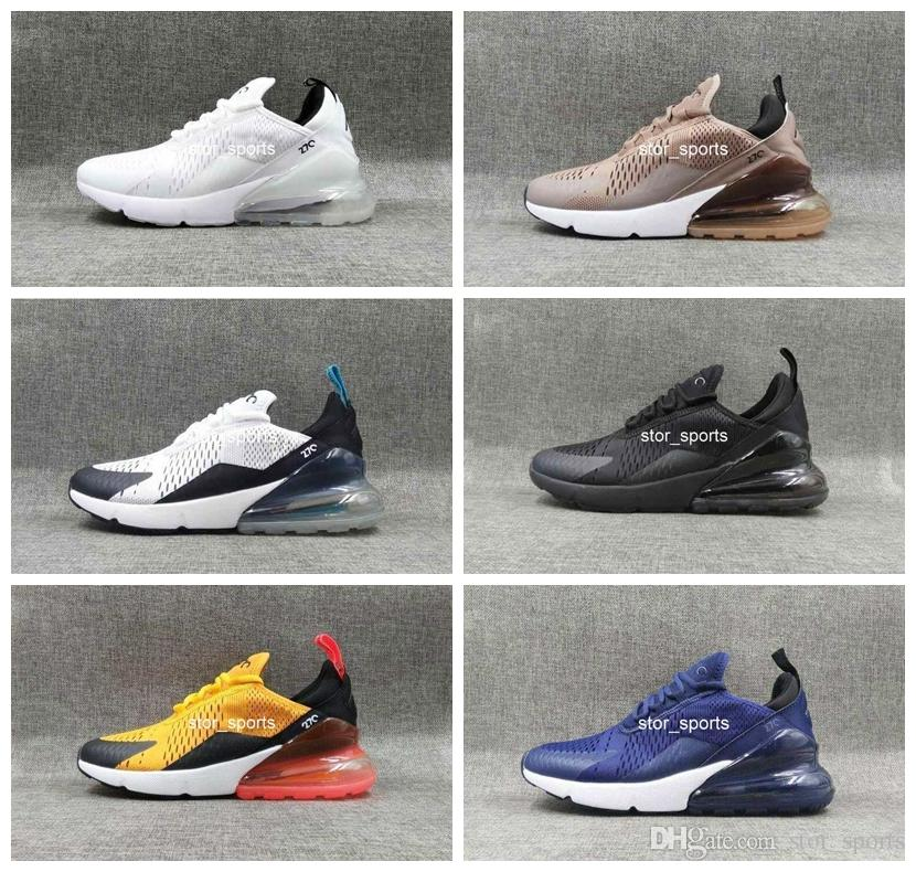 4add0970eb400 2019 Max270 Shoes KPU Running Shoes Plastic Cheap 270s Men Training ...