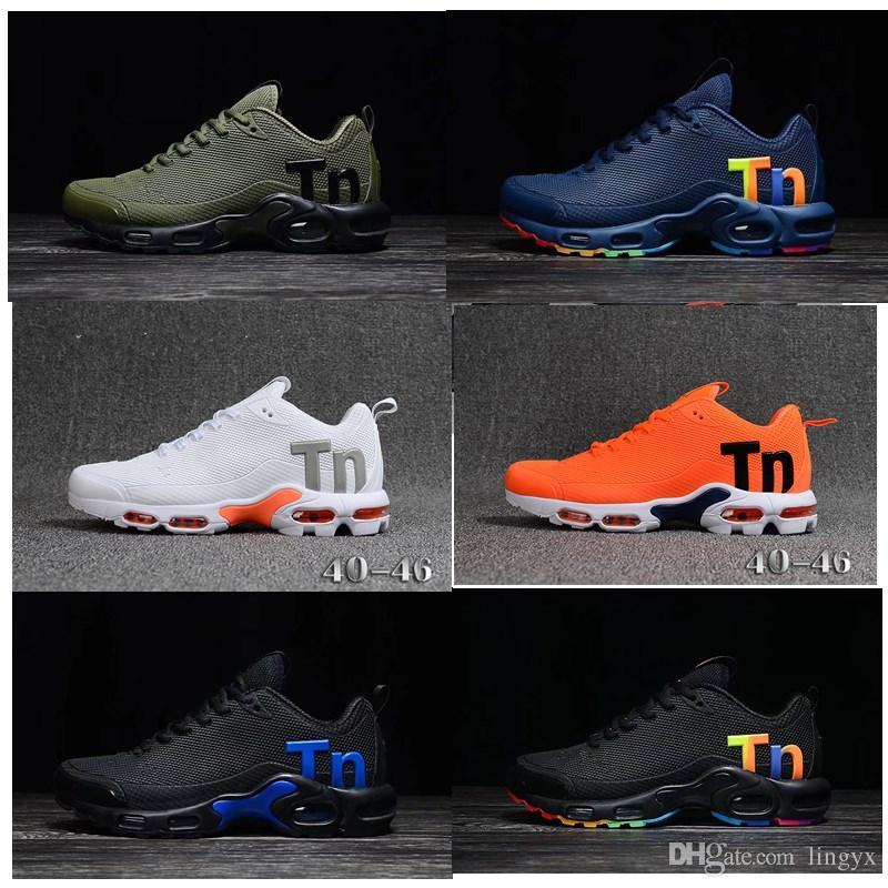 huge discount 1c655 756ac Compre Nike Mercurial Air Max Airmax Plus Tn Calidad Superior 2019  Mercurial Tn Plus Hombre Zapatillas Zapatillas Hombre 270 Hombres Diseñador  720 ...