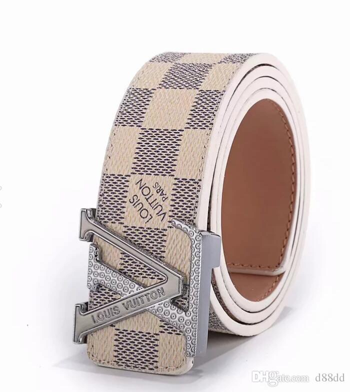 double buckle belts Men Buckle belt top fashion mens and womens Genuine leather belts wide belts freeshipping