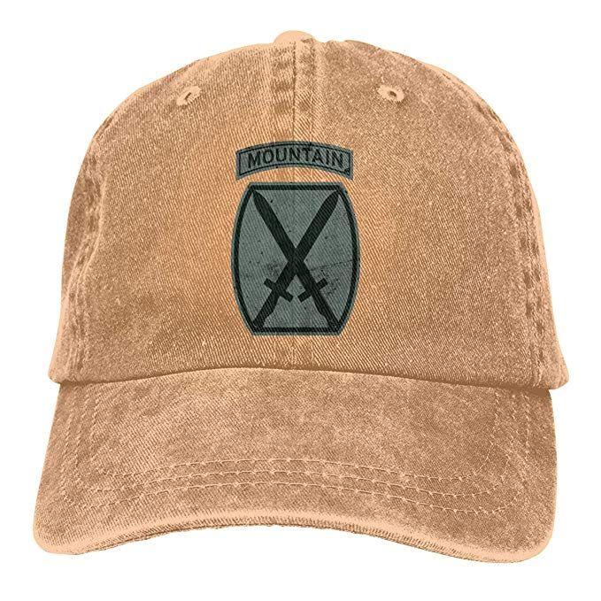 0b0f84764 2019 2019 New Cheap Baseball Caps US Army Retro 10th Mountain ...