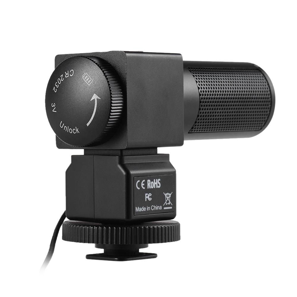 Takstar SGC - 698 프로 사진 인터뷰 마이크 카메라에 녹음 마이크 니콘 캐논 소니 DSLR 카메라 DV 캠코더
