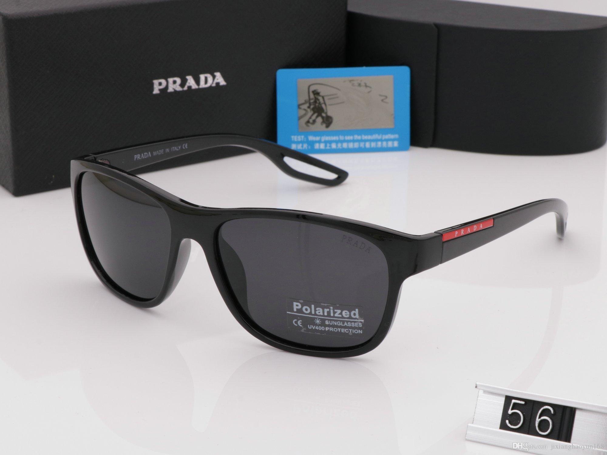 9e8ea1423c 2019 Polarized 56 21 New Fashion Classic Sunglasses Attitude Sunglasses  Frame Square Metal Frame Vintage Style Outdoor Design Classical Model From  ...