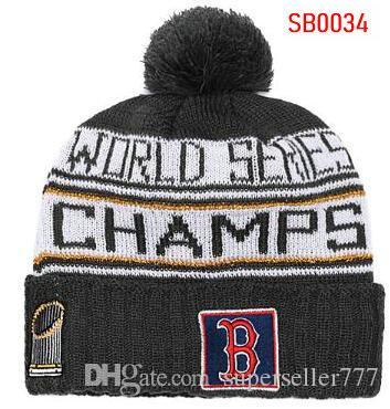 b26763fa9ab 2018 Fashion World Series Champions Beanies Champs Cap Sport Knit Hat Men  Women Skull Cap Red Sox Beanie Cotton All Teams Baseball Hats Beanie Hats  Beanie ...