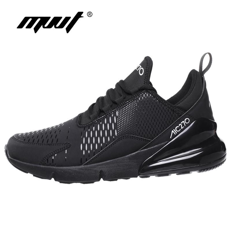 a6d97705d6f67 2019 2019 Super Cool Breathable Running Shoes Men Sneakers Bounce Summer  Outdoor Sport Shoes Professional Training Plus Size 46 From Bluelike