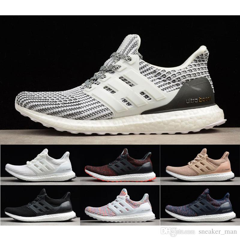 factory price 4ac83 6ea49 Classic Ultra 3.0 OreoTriple Black White Primeknit CNY Blue Grey 3.0  Running Shoes UB 4.0 Primeknit Sports Shoes 36-45