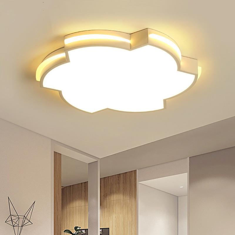 Fer Enfants Romantique Moderne Forgé Led Chaud Acrylique Créatif Chambre Plafonnier Simple Éclairage Lampe Lumière Restaurant nOwkX8P0
