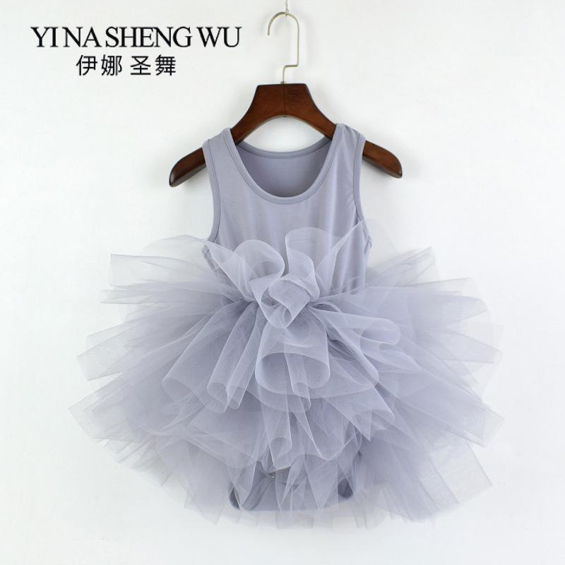 e6d924620 2019 New Ballet Tutu Dance Dress Girls Dance Practice Clothes Kids Princess Skirt  Costumes Gymnastics Leotards Dancewear From Haitan, $28.81 | DHgate.Com