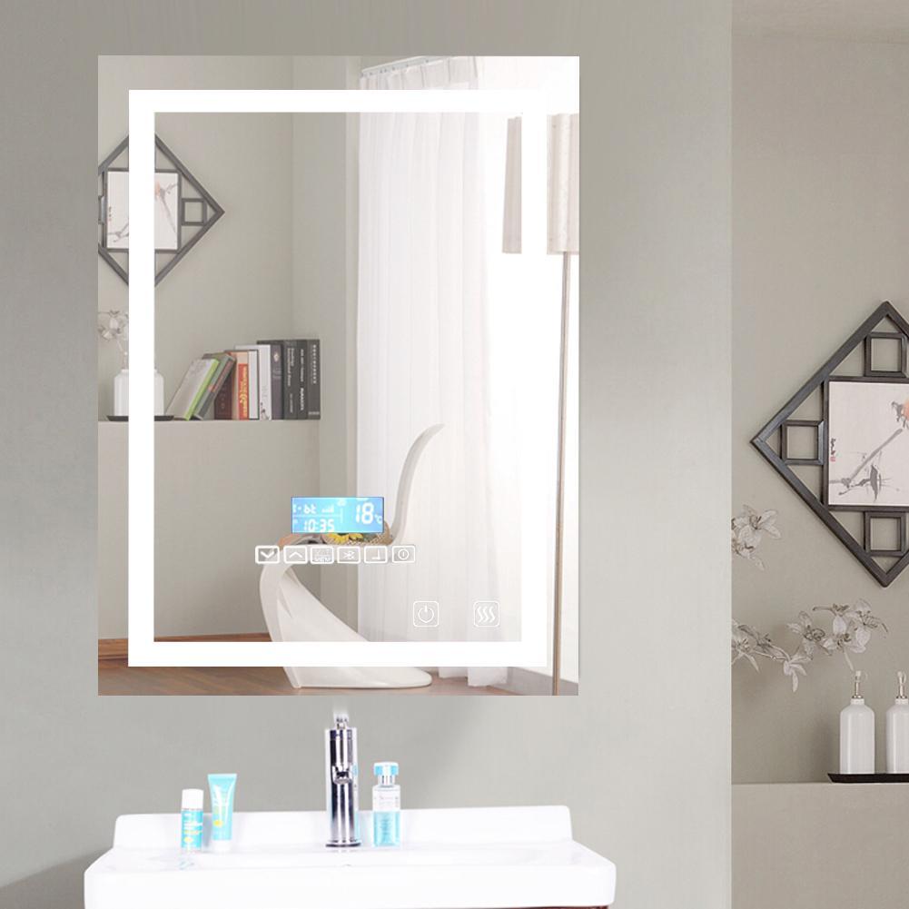 Acquista Design Moderno 23W LED Luce In Vetro Temperato Bagno ...