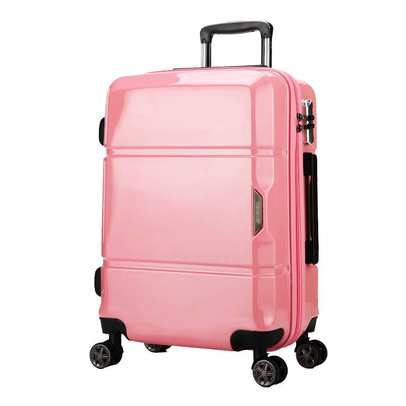 Trolley Case For Men And Women Suitcase Set Large Capacity Travel Luggage  Fashion Traveling Baggage Trend Boarding 26inch Womens Suitcase Suitcase  Handle ... b8c0bcaff1