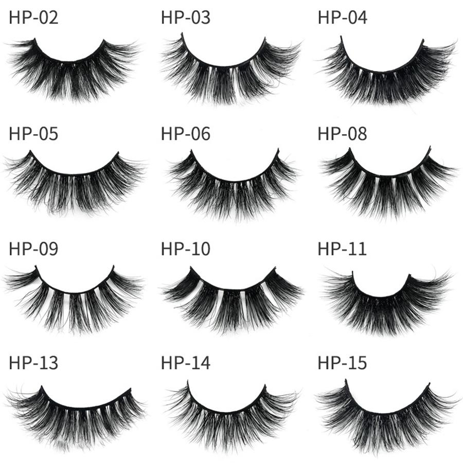 9d689a6803f 3D Mink Eyelashes Handmade Mink Lashes Women False Eyelashes Fashion Eyelash  Eye Makeup Mink Lashes RRA588 Eyelash Conditioner Eyelash Dye From  Ruby_one, ...