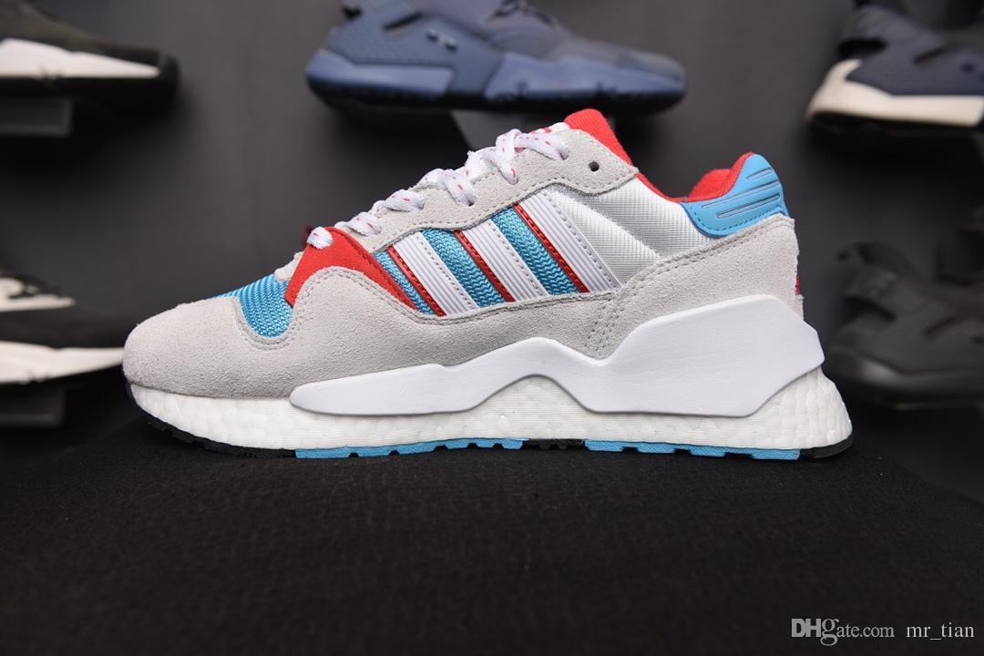 huge discount 37e04 68f3b Adidas 2019 Alta Calidad EQT BASK ADV ZX Retro Y Zapatillas Funcionales  Para Hombres Y Mujeres Zapatos Deportivos Moda Casual Zapatos Tamaño 36 45  Por ...
