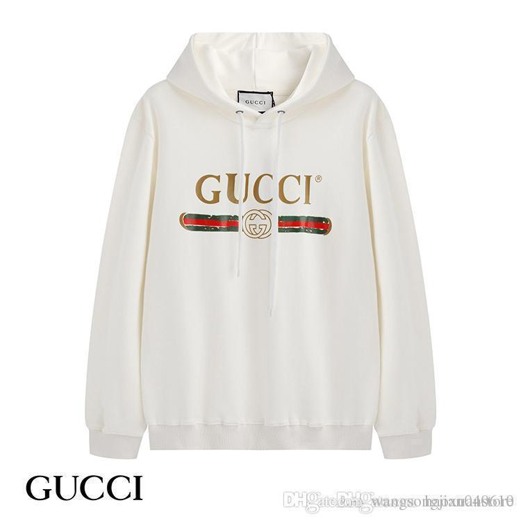 Compre Logo Desginer Gcu Sudaderas Con Capucha Para Hombre De Impresión De  Moda Para Hombre Prendas De Vestir Exteriores De Alta Calidad De Algodón De  Las ... a5cdf033740