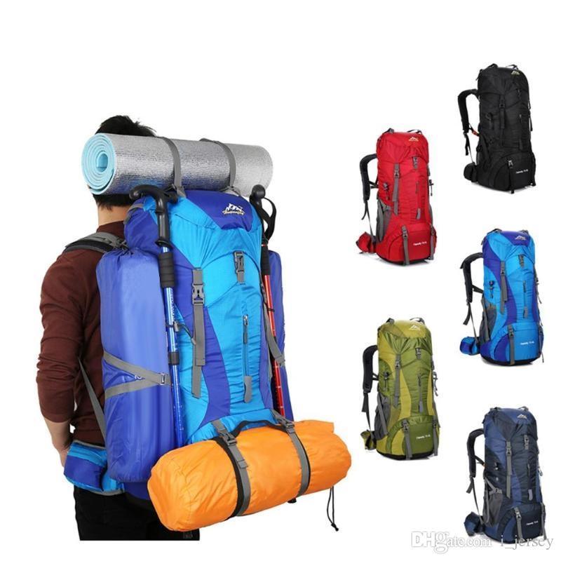 Trekking Imperméable À 75l Air Camping Dos De Voyage Climb Sport Nylon Mountain Hommes Plein Femmes En Équipement288309 Sac OXuZikTP
