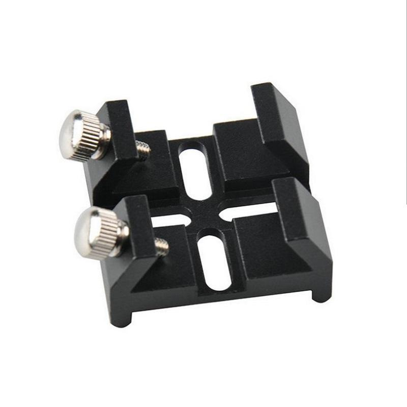 Datyson Star-finder base Universal Dove-tail Base for Installation of Finder Scope Astronomical telescope accessories