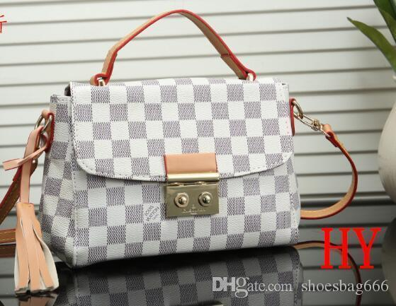 853c39beac 2019 AA Wholesale 2018 Luxury Women Bags Handbag Famous Designer Handbags  Ladies Handbag Fashion Tote Bag Women S Purse Bags Hand Bag L94338 1 From  ...