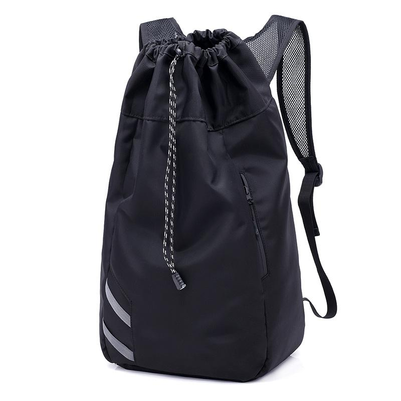 Large Basketball Bags For Balls Soccer Drawstring Mash Pack Fitness Bucket Bag Outdoor Basketball Backpack For Men Pretty And Colorful Training Bags Sports & Entertainment