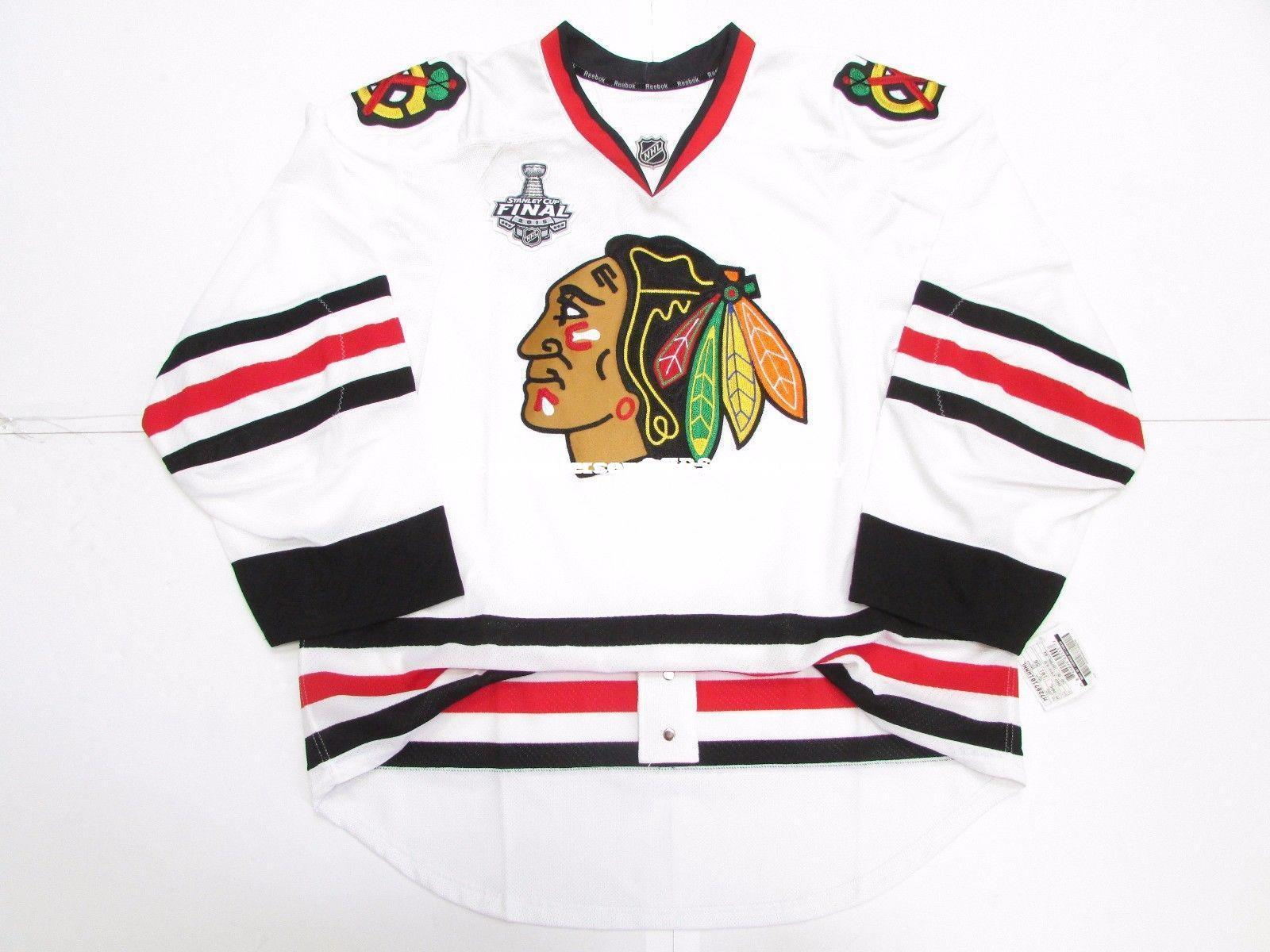 huge selection of b27e2 2915b real chicago blackhawks away jersey 22458 df29b
