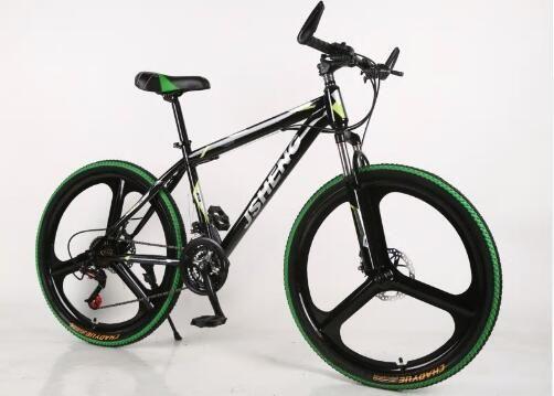 c999ee656 Compre 26 Polegadas Mountain Bike 21 Velocidade 24 Velocidade 27 Velocidade  Bicicleta Duplo Disco De Freio Um Wheelbicycle De Yruse7885