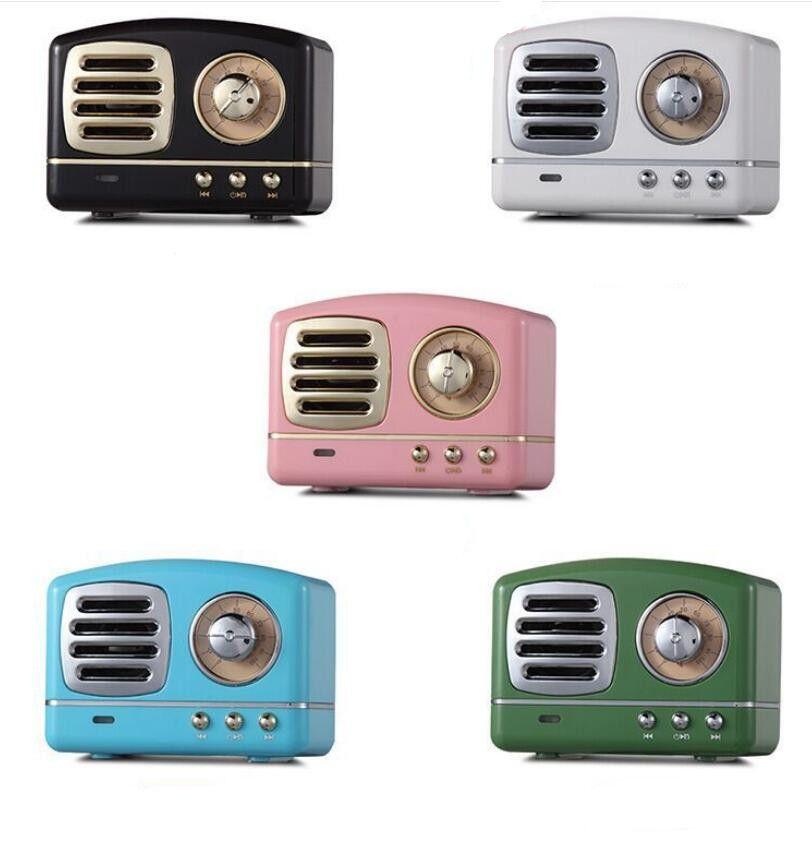 top quality 2018 mini vintage bluetooth speaker portable outdoor rh dhgate com