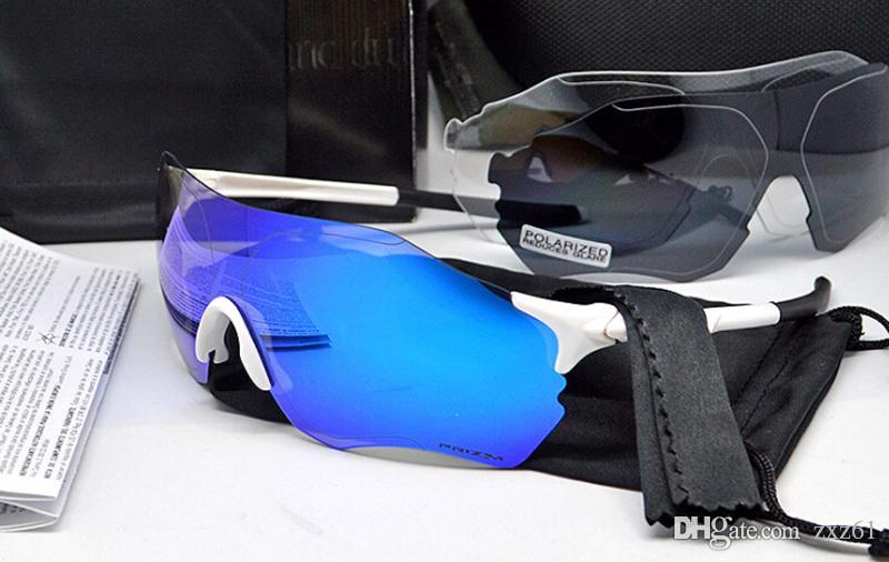 be2979c5fb Gafas De Sol EV Cero es Gafas De Ciclismo Con Lentes Polarizadas Y Transparentes  Gafas Para Deportes Al Aire Libre Por Zxz61, $16.09   Es.Dhgate.Com