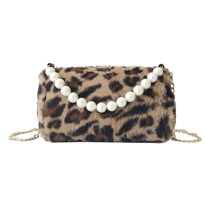 Luggage & Bags Kind-Hearted Maras Dream Fashion Leopard Totes Handbag Small Flap Female 2018 New Womans Handbags Famous Personality Shoulder Crossbody Bag Women's Bags