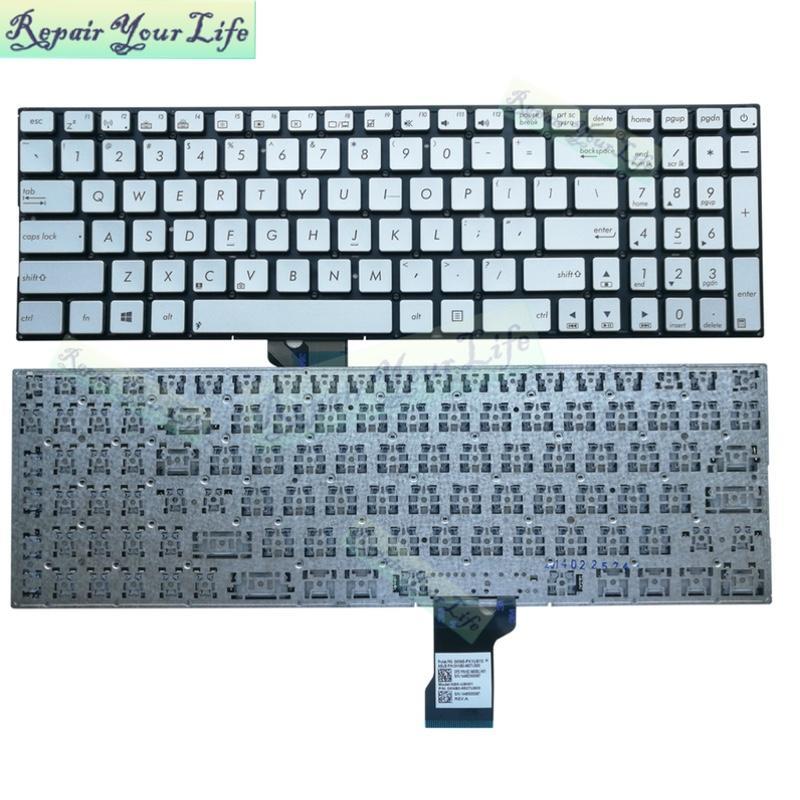 Repair You Life laptop us keyboard For ASUS 9Z N8SBU H01 NSK-USH01 good  quality shipping soon